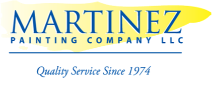 Martinez Painting - Logo